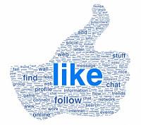 Cara Membuat Tombol Facebook Like di Bawah Judul Postingan Blog