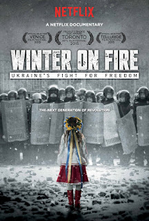 winter on fire ukraines fight for freedom