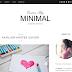 Minimal - Clean & Responsive Blogger Template