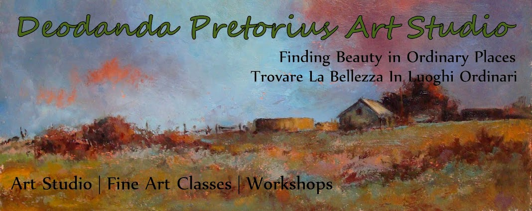 Deodanda Pretorius Art Studio