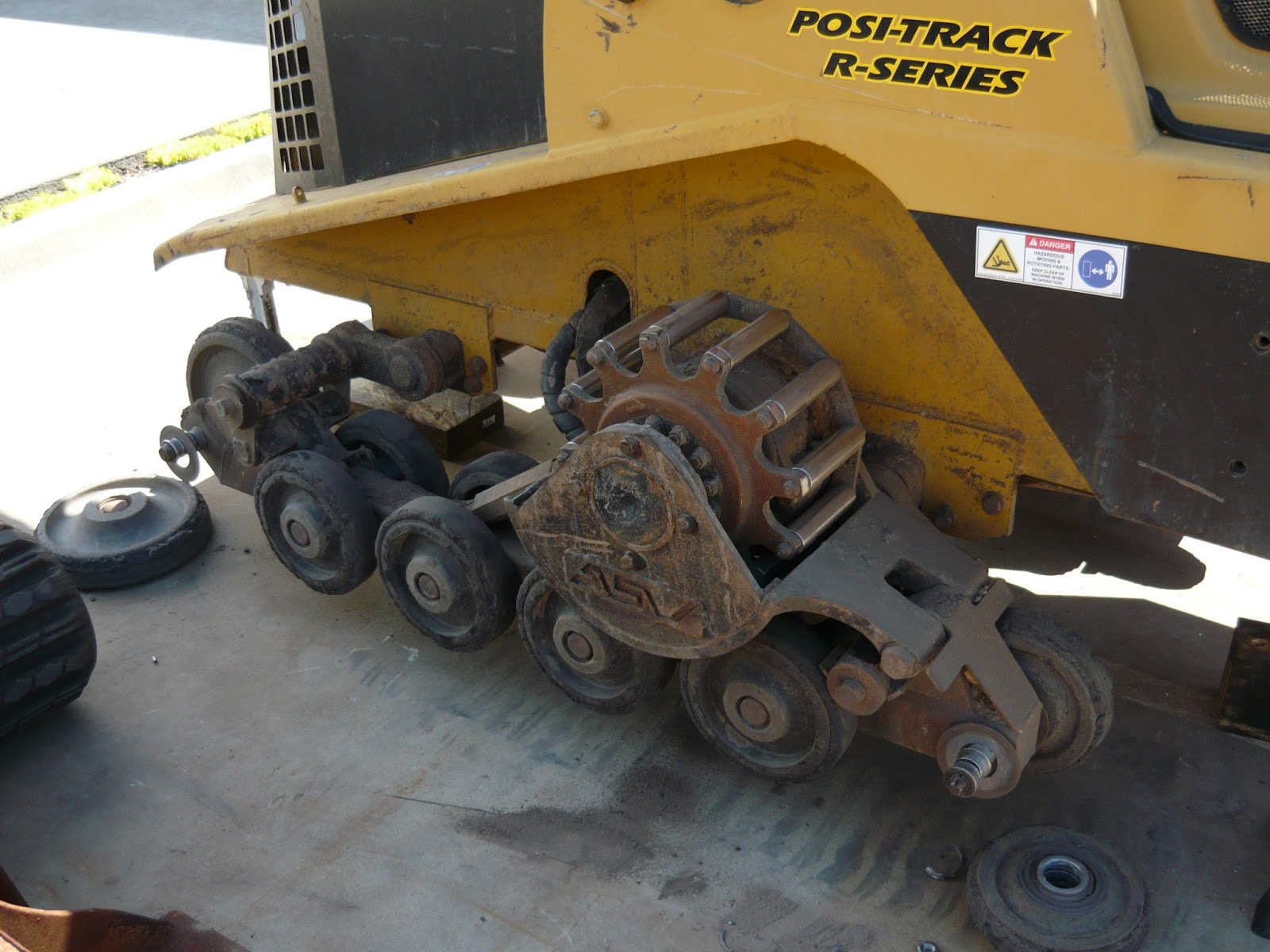 book asv rc track skid steer ats equipment pdf book christie pacific case history asv rc50 track drive and undercarrage