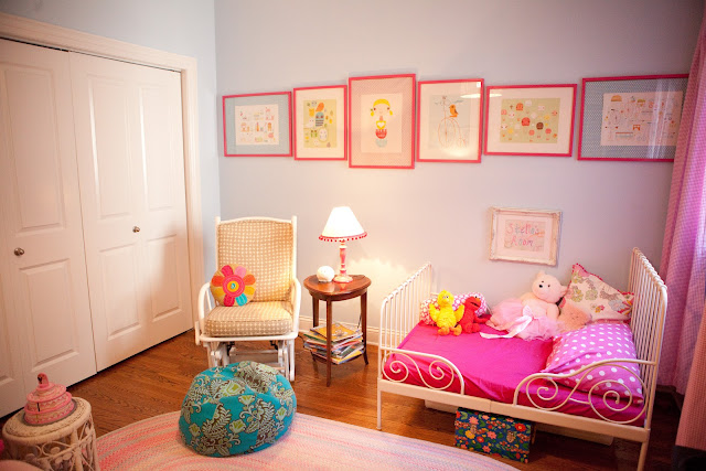 Eclectic-toddler-room