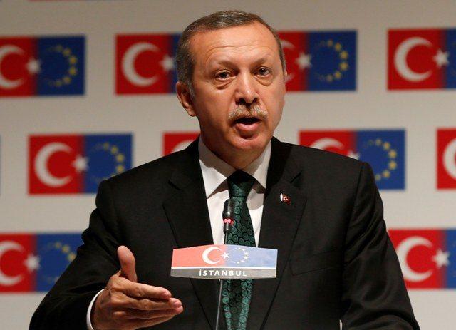 Ρετζέπ Ταγίπ Ερντογάν πώς να ξεκινήσετε έναν εμφύλιο πόλεμο