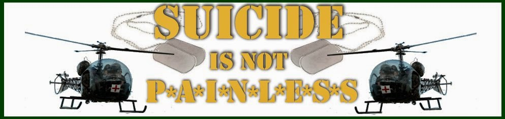 Suicide is not painless
