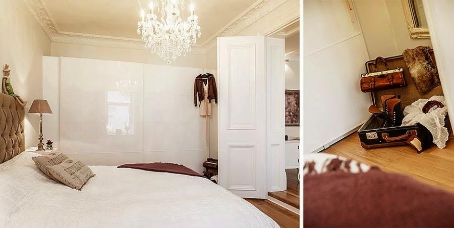 wystrój wnętrz, wnętrza, urządzanie mieszkania, dom, home decor, dekoracje, aranżacje, styl francuski, sypialnia