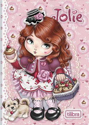 Sonhando com cores jolie novas imagens da personagem da - Jolie cupcake ...