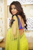 Manali rathod sizzling photos in saree-thumbnail-1