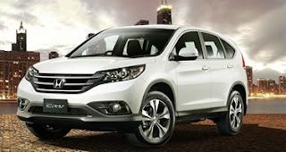 Info Harga Lengkap dan Spesifikasi Mobil Honda All New CR-V 2013,  mobil terbaru honda 2013, Info Harga dan Spesifikasi Lengkap Honda New CR-V 2013