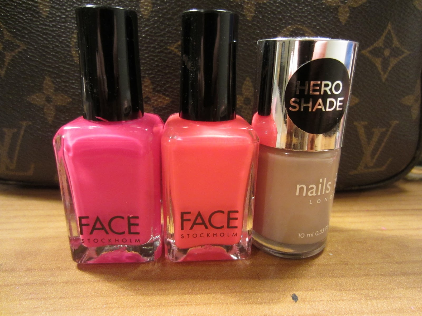 NailsByNumbers: Recent USA Haul
