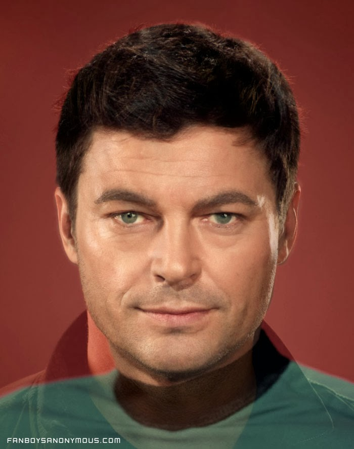 Who is the better McCoy, DeForest Kelly or Karl Urban?