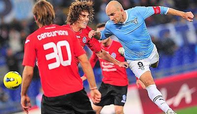 Lazio 3 - 0 Novara (3)