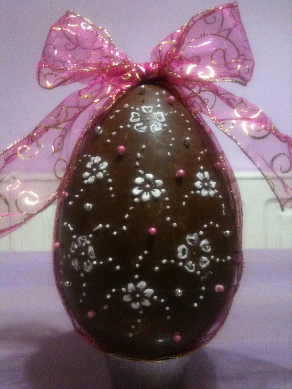A casa di lory uova di pasqua decorate - Uova di pasqua decorati a mano ...