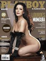 Link to Lourdes Munguia – Playboy Mexico – July 2013