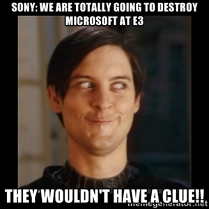 Sony plans to destroy Microsoft at E3!