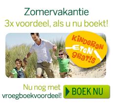 www.centerparcs.nl/mm4534 Zomervoordeel