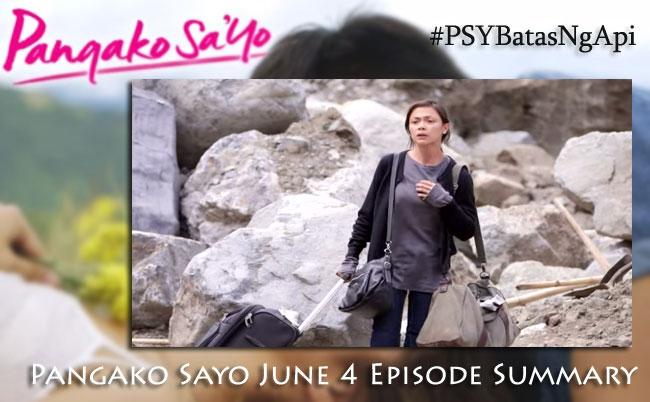Pangako Sayo June 4 Episode Summary: Revenge of Oppressed