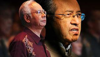 Tun M minta pengundi Parlimen Pekan pulau Najib