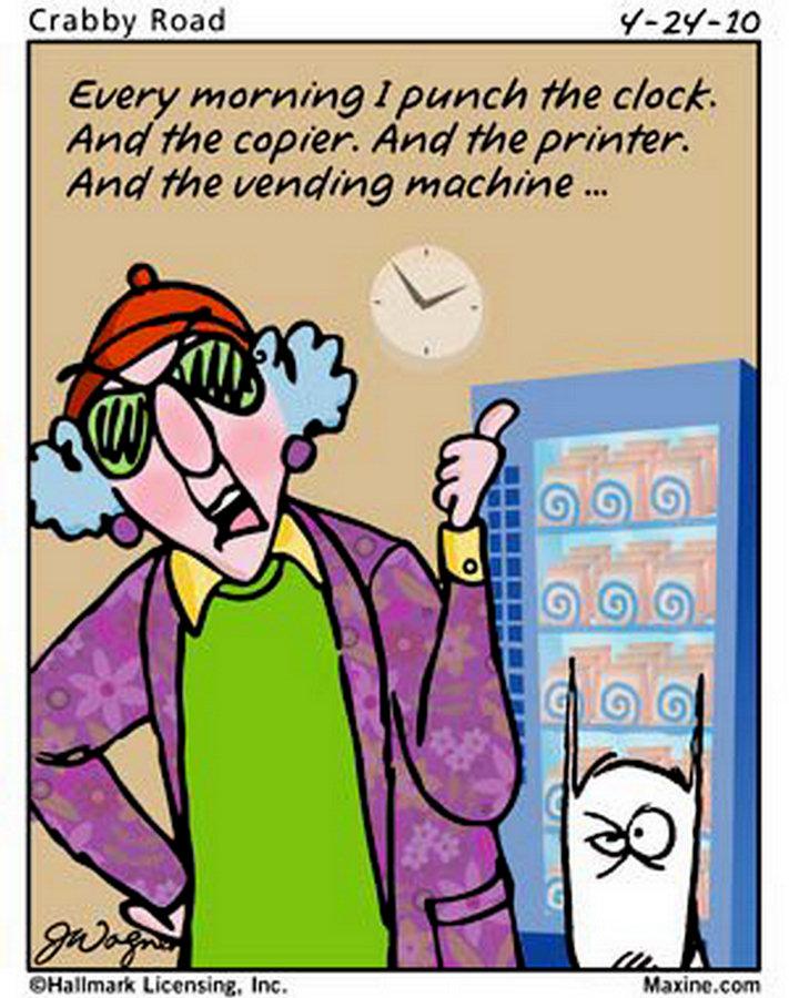 Maxine anniversary quotes quotesgram for Bureau humour