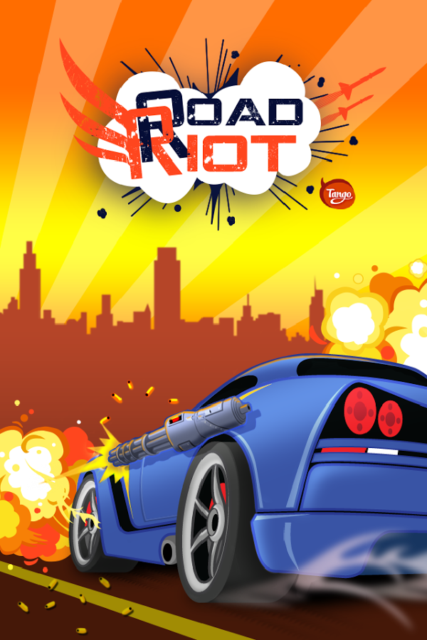 Road Riot for Tango Unlimited Coins Unlimited Gems V1.8.12