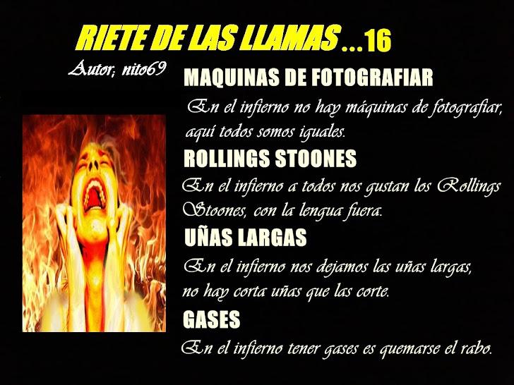 RIETE DE LAS LLAMAS 16 ( Corregido )