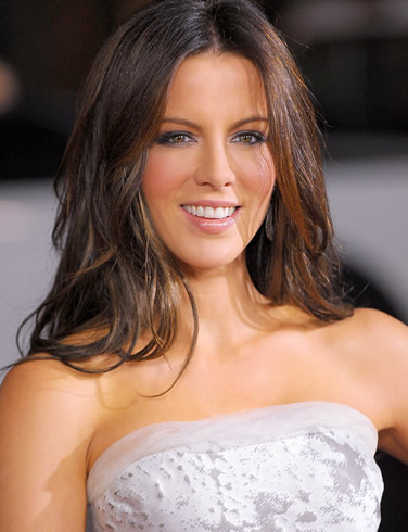 Celebrity Kate Beckinsale Fashinable Hairs 07