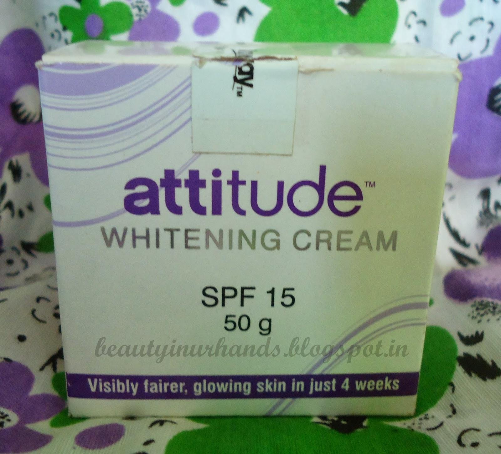 amway whitening cream