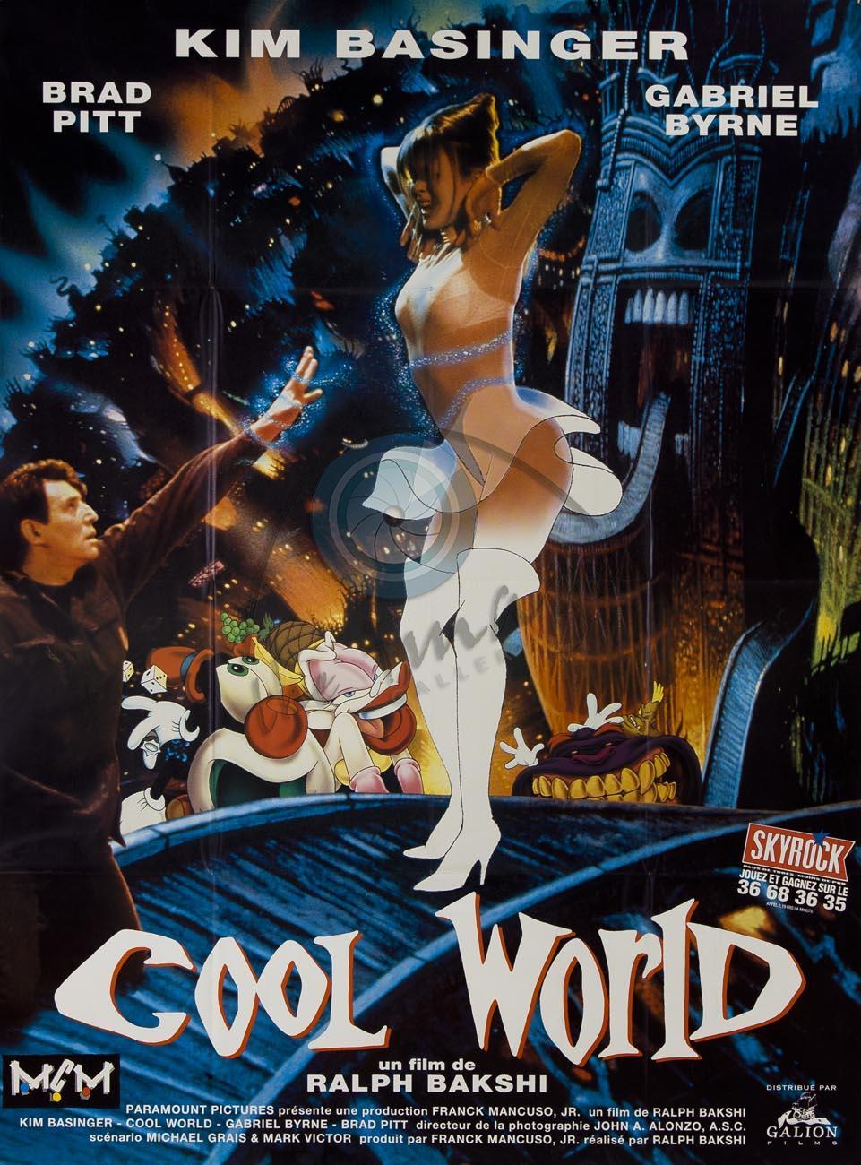 Cool World / Una Rubia Entre Dos Mundos (1992)