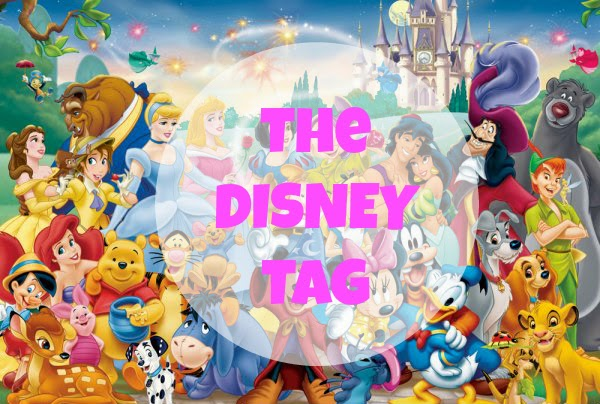 The Disney Tag.