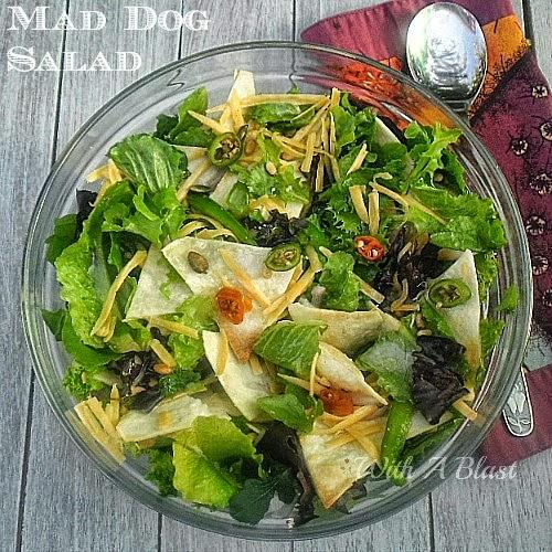 Mad Dog Salad