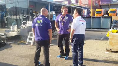 Valentino Rossi Balik Menegaskan Honda Segera Rilis Data Mereka