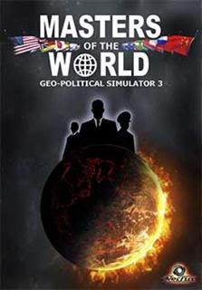 Masters of The World Geopolitical Simulator 3 PC