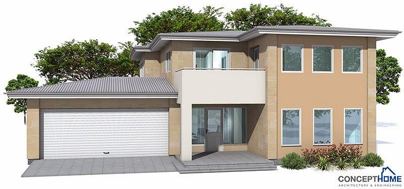 Proyectos de casas modernas febrero 2014 for Proyectos casas modernas