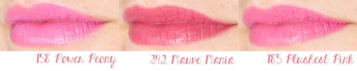 Maybelline Rebel Bouquet Color Sensational Lipsticks