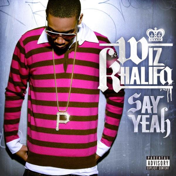 Wiz Khalifa - Say Yeah - Single Cover