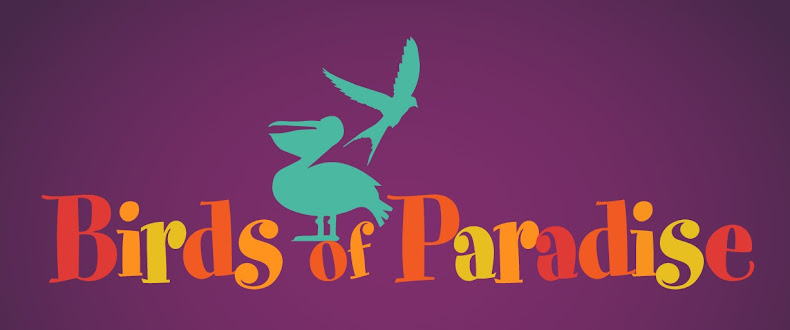 BIRDS OF PARADISE, 2015 FringeNYC participant