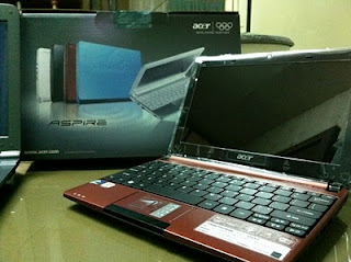 Acer Aspire One D257 Maroon