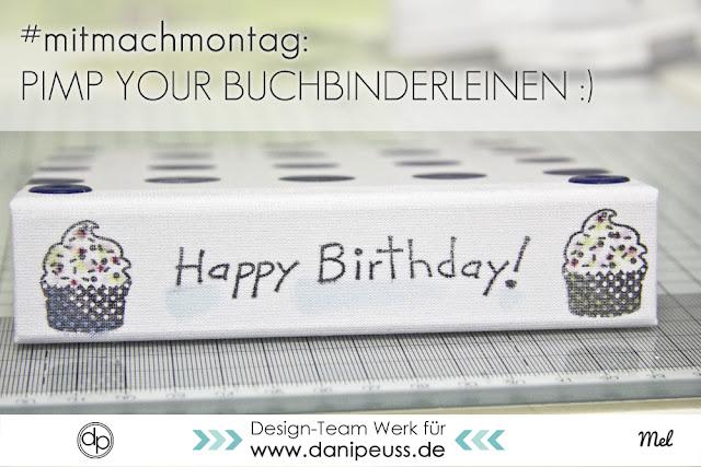 http://danipeuss.blogspot.com/2016/01/pimp-your-buchbinderleinen-mitmachmontag.html