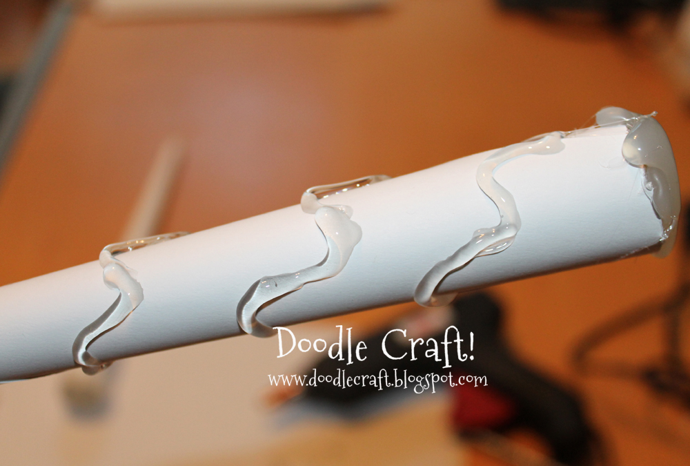 Doodlecraft harry potter magic wands diy - Coole wanddesigns ...
