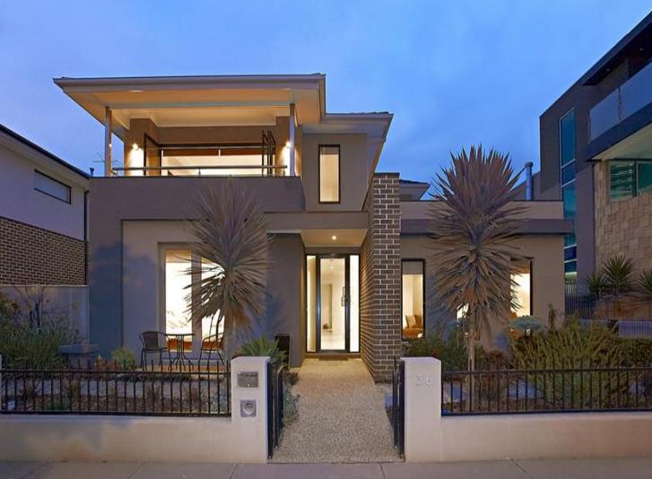 bentuk rumah minimalis 2016