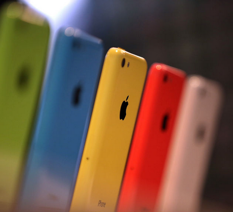 Apple iPhone 5c 8G Version