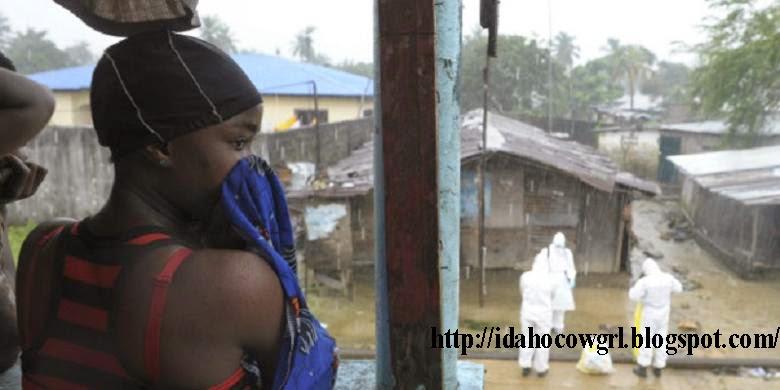 Ebola Virus - Ebola Attack