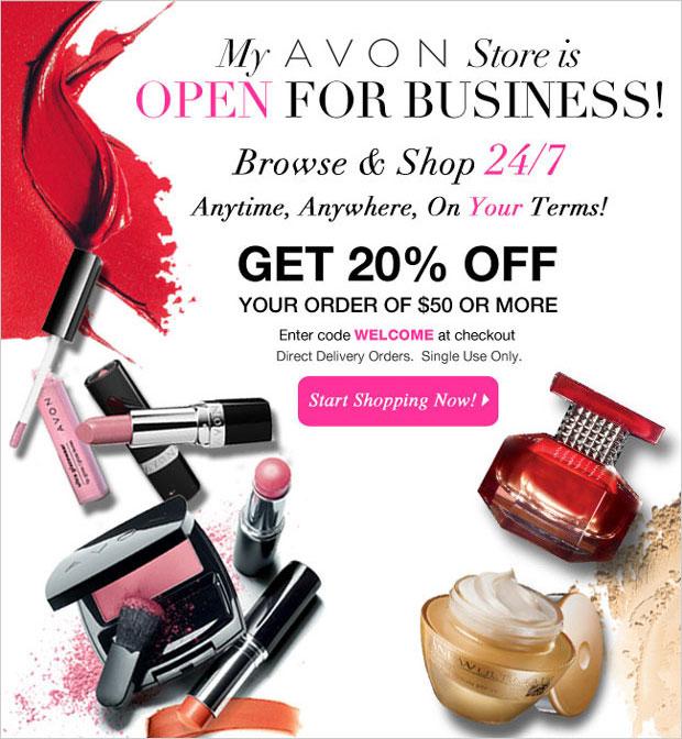 Buy #AVON - Beauty on a Budget!