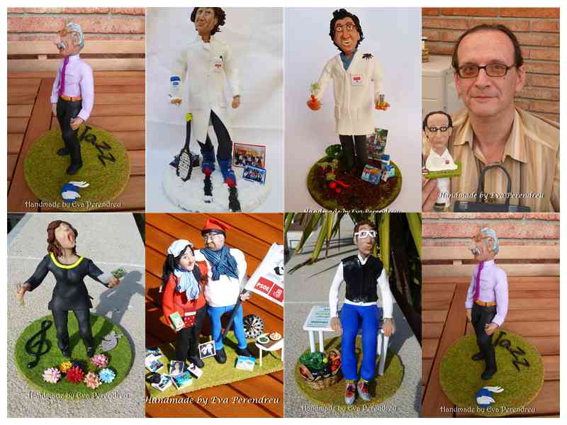 Mi blog de Figuras personalizadas, Mini tu - My blog about personalized characters