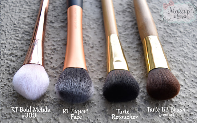 Tarte Bamboo Brushes Review