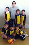 """La Salle """"C"""" 2011/2012 Saskibaloia"""