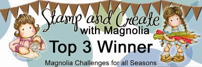 WOW TOP 3 @ Stamp & Create With Magnolia
