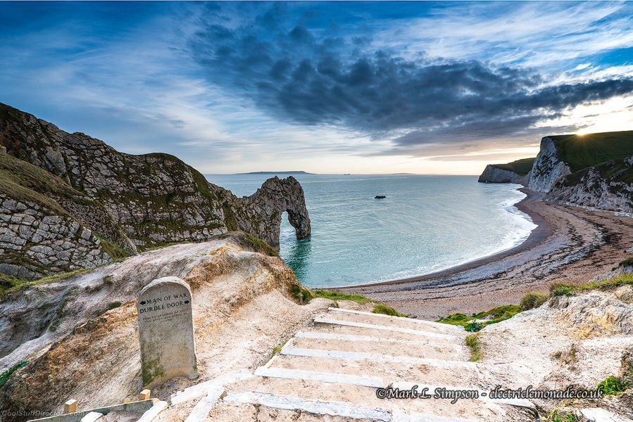 14. Durdle Door by Mark Simpson