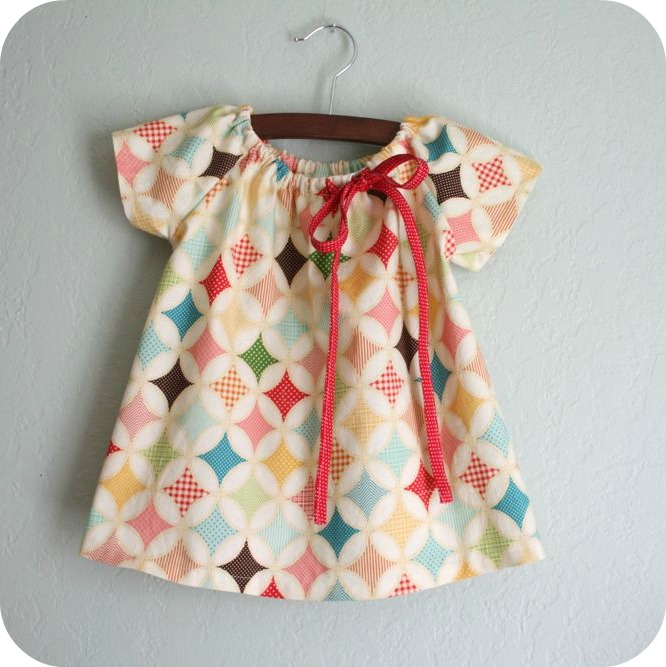 Peasant Blouse Pattern Baby 13