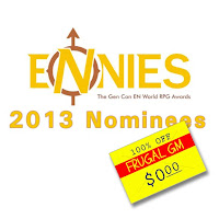 Free GM Resource: 2013 Ennie Nominees