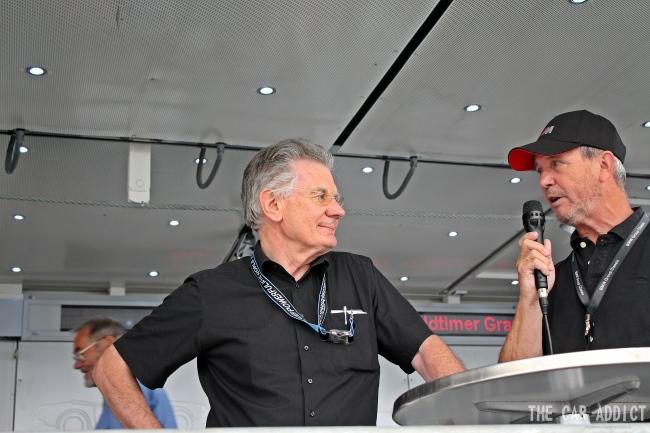Adolf Prommersberger BMW Oldtimer Grand Prix 2013